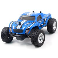 Wholesale Rc Car 24 Scale - Anti-throw HELICMAX K24-2 1 24 Scale 2.4Ghz 2 Wheel Drive Car Remote Control RC Car Toy Red Blue