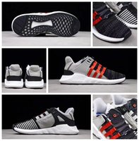 Wholesale Real Size Women - New Arrival High Quality Overkill x Consortium EQT Support Future 93 17 BY2913 Real Boost Men Women Running Shoes Size 36-46