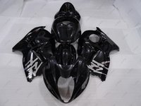 Wholesale Suzuki 1997 - ABS Fairing GSX-R1300 2006 Bodywork for Suzuki GSXR1300 2005 Black Full Body Kits HAYABUSA 2003 1997 - 2007