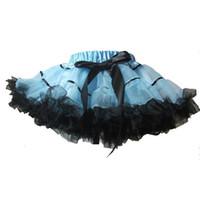 Wholesale Korea Skirt Nylon - Parent-child Pettiskirts Tutu Skirt Korea Style baby girls skirt Adult Clothing bowknot tulle Girl's Pleated dresses Free shipping G074
