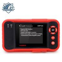 Wholesale Crp 123 Scanner - Original Launch Creader Professional CRP123 Creader CRP 123 Auto Code Reader Launch CReader Professional 123 OBD2 EOBD Scanner