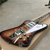 heiße verkauf gitarre groihandel-Schnell verkaufend! Fabrik direkt Gitarre, E-Gitarre, Sunburst, schön, kann eine Menge Gewohnheit, gute Qualität