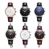 Wholesale Guanqin Watches - GUANQIN Watch Men Luxury Top Brand Big Dial Designer Quartz Watch Male Multifunction Casual Wristwatch Men's Business Clock Hour 1509005