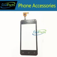 Wholesale G2s White - Wholesale- White Color New Replacement Part For Jiayu G2S Touch Screen Digitizer Touch Lens With High Quality 1PC Lot