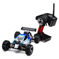Wholesale Electric Motors Gear Drive - 1 18 High Quality Wltoys A959 Rc Car 2.4Gh 4WD Off-Road Buggy With Upgrade Metal Central Driving Shaft