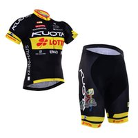 2017 Kuota Tour De France Cycling Jersey Roupa de bicicleta Men Mtb Bike Shirts + Bib Shorts Quick Dry Verão Bike Maillot Ropa Ciclismo C2917