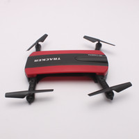 Wholesale Big Red Electric - Red Gold Black JXD 523 G-sensor Camera WIFI FPV RC Quadcopter 720P HD Selfie Drone FREE SHIPPING