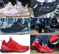 Wholesale rihanna shoes - New Arrival IGNITE Limitless Running Shoes Breathable Lightweight Rihanna Shoes Black,Red,White Sports Sneakers Shoes 40-45