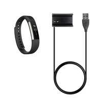 Wholesale Smart Dock - 2017 New Fitbit Alta Replacement USB Charger Cable Power Adapter Clamp Clip Charging Dock With Reset Function For Fitbit Alta 30cm