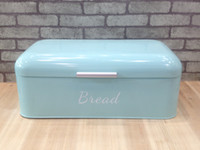 Wholesale Customized Eco friendly Galvanized metal Bread Bin Manufacturer