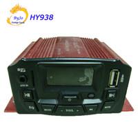 Wholesale Mini Car Power Amplifier - HY938 Mini Amplifier Auto Car Stereo power 4x15W Amplifier HiFi Portable Amplifier Durable player Car Amp