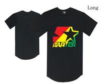 ingrosso stile brasiliano-Magliette Starter magliette Brasile logo Icon logo moda hip hop t shirt manica corta firmata Euramerican Style top in vendita calda