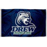Wholesale Drew Ranger - Drew team Rangers logo Flag