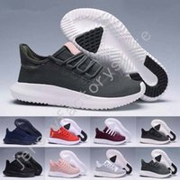 Wholesale Breathing Trainer - (With Box) Wholesale Tubular Shadow 3D Breathe Classical Men's Women's Sneakers Shoes Cheap Breathable Casual Walking Designer Trainers Shoe