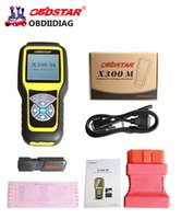 Wholesale Odometer Correction Tool Obd - OBDSTAR X300M OBDII Odometer Correction X300 M Mileage Adjustment Tool (All Cars Can Be Adjusted Via Obd) Update By TF Card