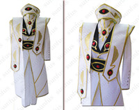 Wholesale Clamp Anime - Code Geass: Lelouch of the Rebellion Emperor CLAMP Artbook Ver. Cosplay
