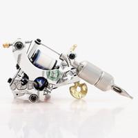 dövme tabancaları boyası toptan satış-En Pro Ile El Yapımı Bakır Dövme Dolar Boyama Makineli Tüfek 10 Wrap Bobinleri Seti Shader Dövme Kaynağı için TM8321