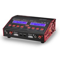 Wholesale Motor 18v - Lipo Charger RC Power UP240AC DUO 240W 2in1 LiPo NIMH NiCd Battery RC Helicopter Drone Balance Charger Discharger 18V DCInput