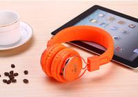 Wholesale Mega Apple - Origina ROMIX NIA Q8 4.0 Bluetooth Headphone mega bass Wireless Earphone Sport Headsets Handsfree Earphone Support TF Card,FM Radio With Box