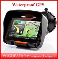 ALL spanish motorcycles - GPS navigator waterproof GB quot Motorcycle Car GPS Navigator Touch Screen Waterproof Shockproof Sunproof ATP020