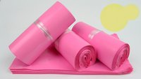 packaging logistics services - Thickening Express Delivery Bags Pink Packaging Fresh Material Bags for Postal Service Logistics and Gift Wrapping Customized