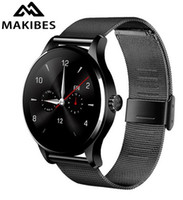 Wholesale Mobile Heart Rate Monitor - Makibes K88H Smart Watch Heart Rate Monitor Bluetooth 4.0 Smartwatch MTK2502C Siri & Gesture Control For iOS Andriod mobile