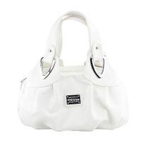 Wholesale korean bags black tote - Wholesale- Korean handbag beautiful Women PU leather Bag Tote Bag Printing Handbags six style Satchel drop WHOLESALES WZ50-32