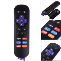 Wholesale Universal Media Remote - Roku Remote controller For Roku4 3 2 1 LT HD XD XS XDS 2450D 2710X 2710R Media Player Shortcut Buttons Replacement Remotes