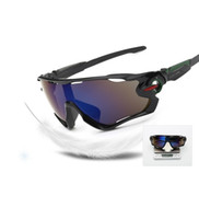 Wholesale Silver Design Unique - New Unique Design Outdoor sports cycling glasses men and women travel against uv sunglasses 9270 sports sunglasses goggles oculos de sol