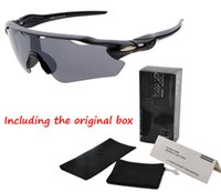 Wholesale Original Cycling Glasses - 2017 Holbrook brand sunglasses men women with Original Box new fashion men's Bicycle sun glasses Sports cycling goggles driving glasses