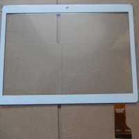 Wholesale Tablet Digitizer Replacement Glass - Replacement 9.6 inch MTK8752 MTK6592 Tablet Touch Screen Panel Glass Digitizer FPC number MGLCTP-90894 white screen