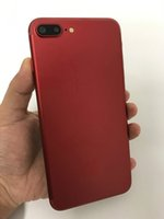 Wholesale Cheap Android 5mp Phone - Cheap Goophone i7 Plus Android 6.0 Show 1GB 128GB Dual Core MTK6582 5MP Camera 960*540 2G GSM Phone