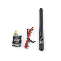 Wholesale Image Transmitter - FPV Mini Transmitter S5823L 5.8G 200MW 40CH AV Transmitter Image for FPV Quadcopter