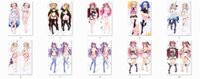 Wholesale Body Seven - The Seven Deadly Sins anime Characters sexy girl elizabeth liones throw pillow cover nanatsu no taizai body Pillowcase Dakimakura