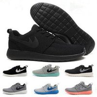 Wholesale Black Fashion London - Wholesale 2017 New Hot sale Run Shoes Red Fashion Men Women Sports Running London Olympic Runs Shoes Walking Sporting Shoes Sneakers 36-46
