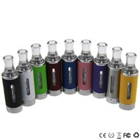 Wholesale Electronic Cigarttes - MT3 EVOD Atomizer EGO Clearomizer Colorful Cartomizer Electronic Cigarttes 510 Thread Math With EGO-T EGO-W Twist Battrey