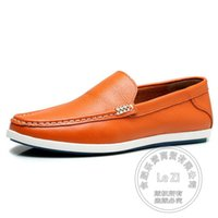 Men White Loafers Sewing 2016 Sport Plain Loafer Men Drive Shoes Mocassim Dichotomanthes Bottom Full Grain Leather Pure Color