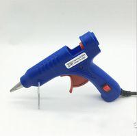 Wholesale Hot Melt Glue Sticks Wholesale - Professional High Temp Heater 20W Hot Glue Gun Repair Heat tool with Free Hot Melt Glue Sticks