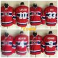 Boys spandex guys - Youth Montreal Canadiens Throwback Jean Beliveau Maurice Richard Guy Lafleur Jerseys Kids Vintage CCM Patrick Roy Hockey Jersey