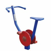 Wholesale Outdoor fitness equipment Outdoors on a stationary bike squares parks yards corridors all outdoors can be used