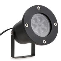 hareketli lazer projektör toptan satış-LED Su Geçirmez Hareketli Kar Lazer Projektör Lambaları Kar Tanesi Noel Için LED Sahne Işık Yeni yıl Partisi Işık Bahçe Lambası