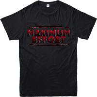 Wholesale Superhero Boys Shirts - Deadpool Maximum Effort Sword T-shirt, Marvel Comics T-shirt. Inspired Superhero Sleeves Boy Cotton Men T-Shirt