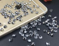 Wholesale Diamond Table Scatter Crystals - 10000pcs 4mm Acrylic Diamond Confetti Wedding Party Table Scatters Crystal Decoration 10 Colors For choose