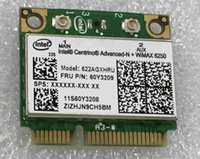 Wholesale lenovo thinkpad mini laptop resale online - SSEA for Intel Advanced N WiMAX AN ANXHMW ANX a b g n half Mini PCI E for Lenovo ThinkPad FRU Y3209