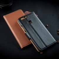 Wholesale Leather Clasps For Wallet - Leaf Clasp PU Leather Case for huawei p9 plus Cover Coque Funda Flip Wallet Case for huawei p9 plus Phone Bag Cover