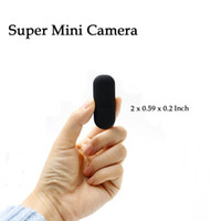 Wholesale Dvr Spycam - 32GB Portable 1280*960 Mini DVR USB Disk Style Hidden Camera Spycam Motion Detector Video Recorder Black