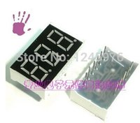 exibir cátodo comum venda por atacado-Atacado-Free shopping 10 PCS LD-3361AS 3 dígitos 0.36