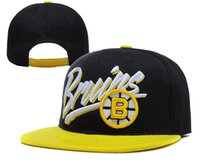 NUEVO HOT Sport BOSTON BRUINSIce Hockey Baseball Club Beanies Equipo Sombrero Gorras de invierno Popular Beanie Wholesale Christmas Gift Present