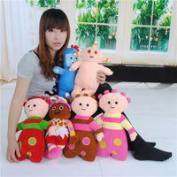 Wholesale Iggle Piggle Toys - 2016 Hot sale 40cm Plush toy and Doll Daisy Iggle Piggle Makka Pakka a birthday gift for children