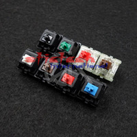 Razer 0 No by dhl or ems 1000pcs Mechanical Keyboards Switch 4 Translucent Clear Sampler Tester Kit for Cherry MX